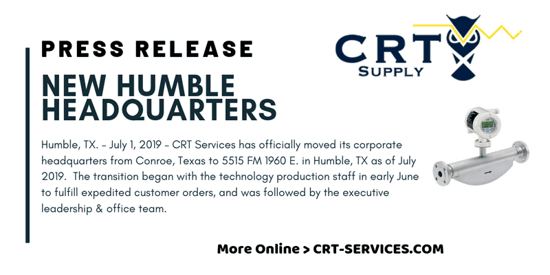 CRT Services New Corporate Headquarters In Humble 1